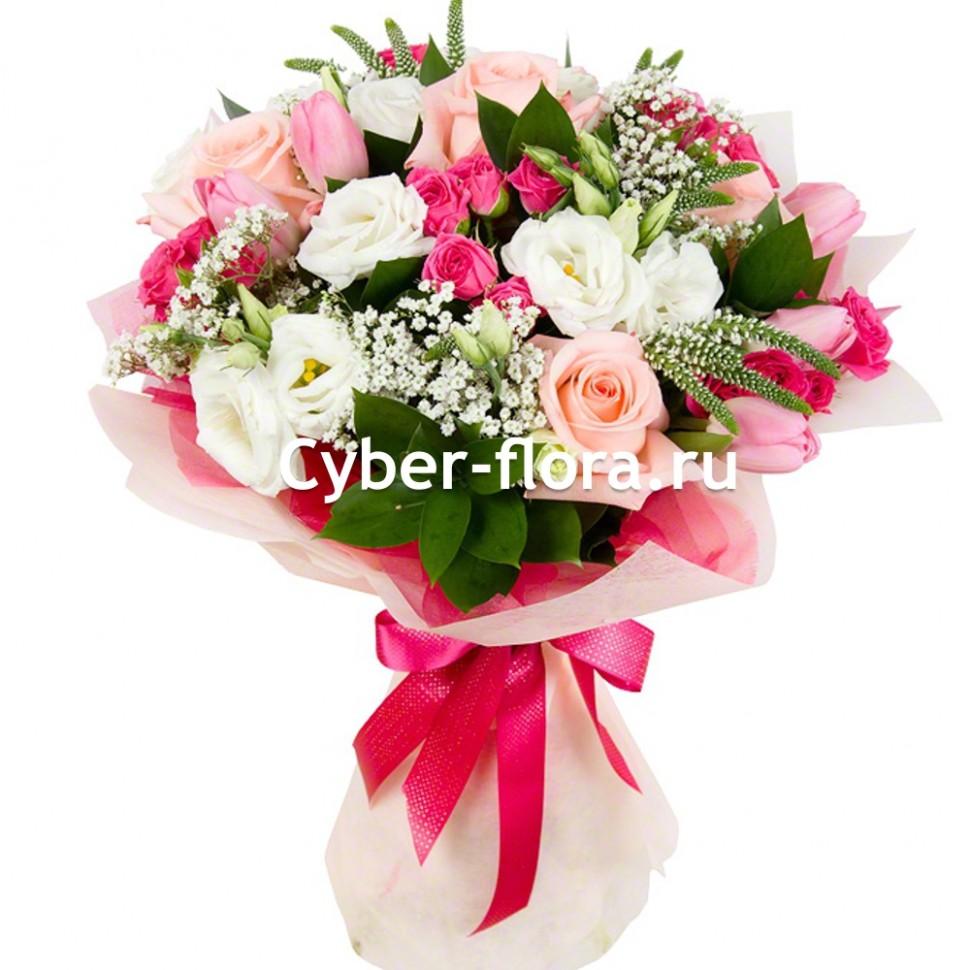 Купить цветы в белозерске московской области шарфы розы хамитовой где купить